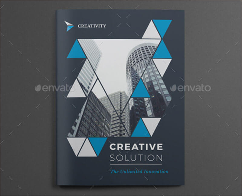 Innovative Brochure Template