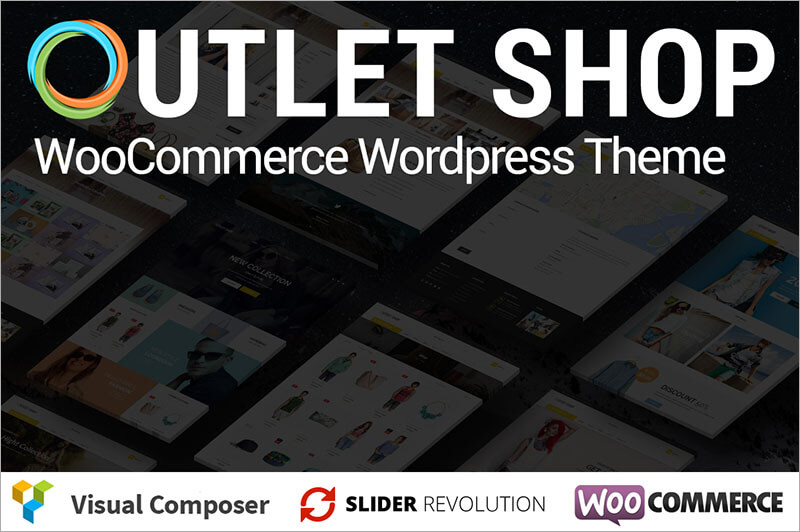 Outlet Shop WooCommerce Theme