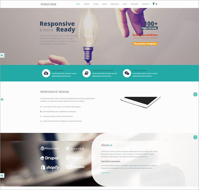 Premium eCommerce Drupal Theme