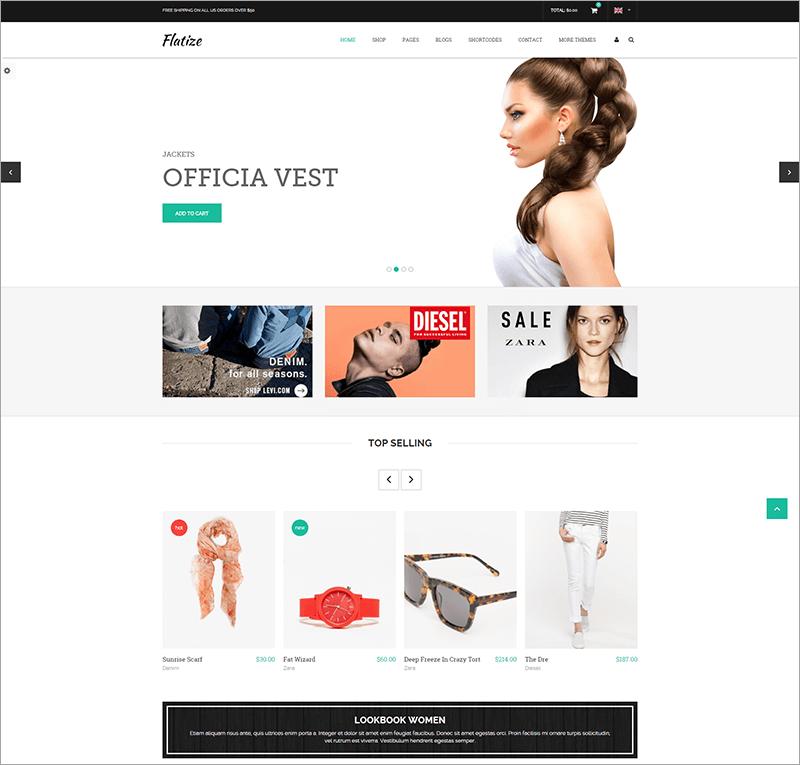 Shopping & eCommerce Drupal Theme