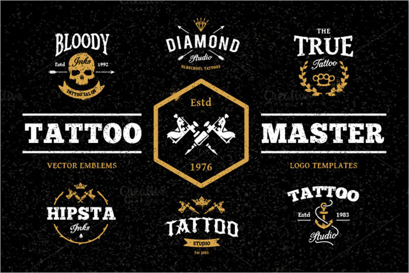 Tattoo Master Pack Template