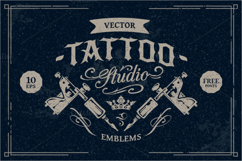 Tattoo Studio Templates