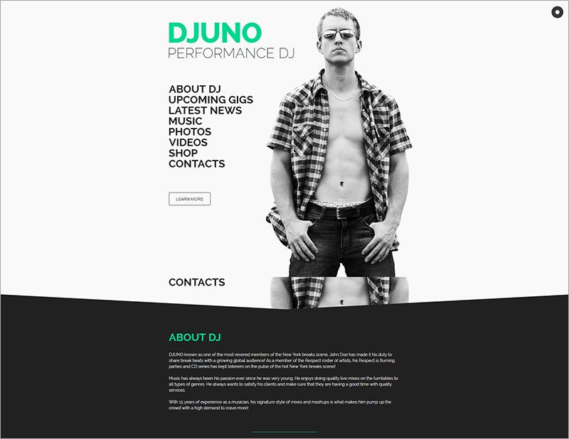 Ultimate DJ Producer Muse Template