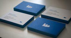 24+ Letterpress Business Cards