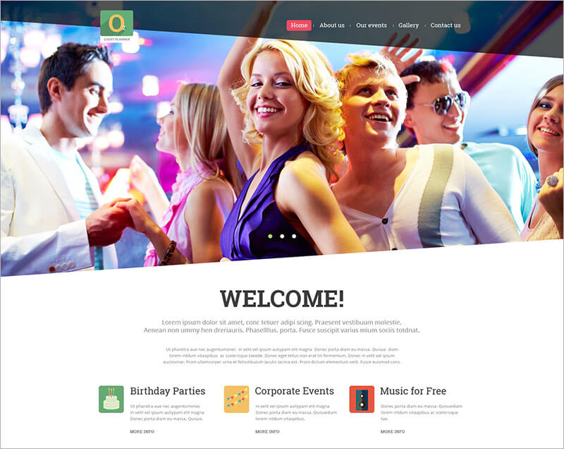 Best Event Planner Template