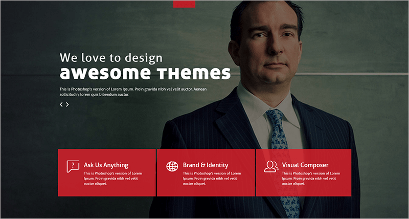 Corporate Multipurpose Template