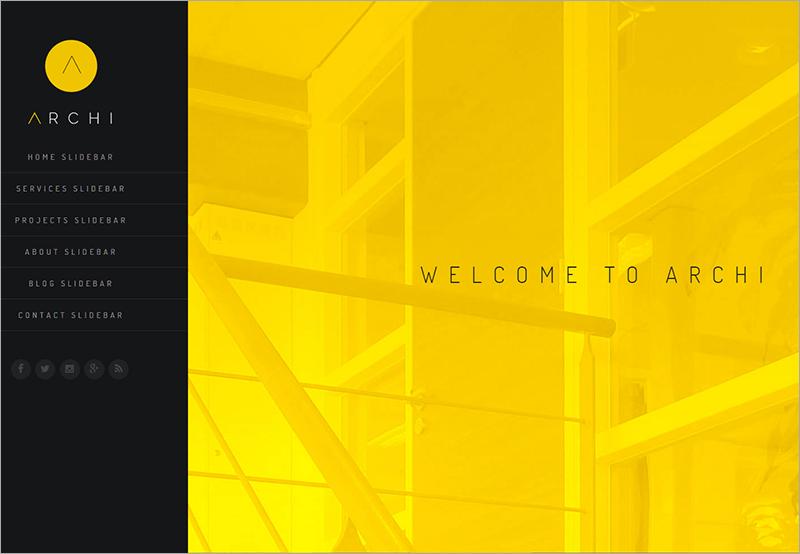 Creative Interior Design Joomla Template