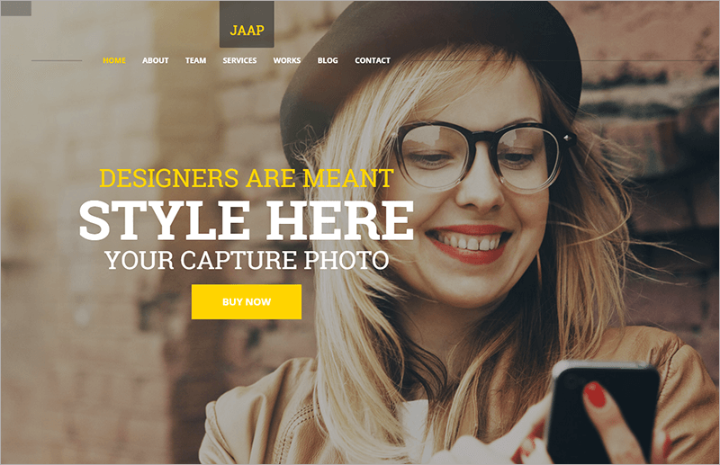 Creative Multi Purpose Bootstrap Theme