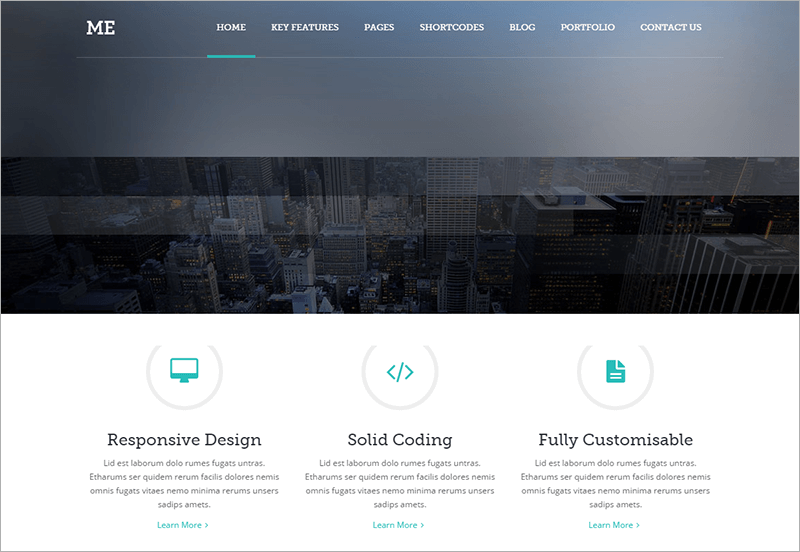 Multi Purpose Creative Drupal Theme