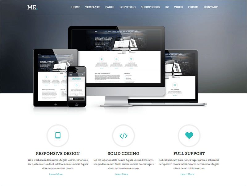 Multi Purpose Creative Joomla Template