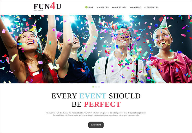 Premium Festivity Planning Template