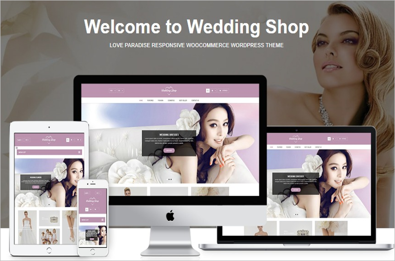 Wedding Event Bootstrap Theme
