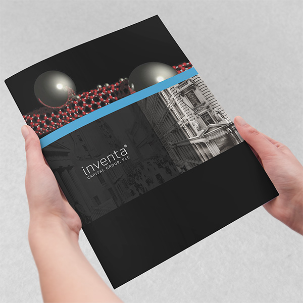 Business 4 page Brochure Template