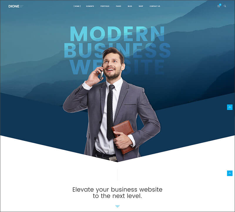 Business Enterprise HTML Theme