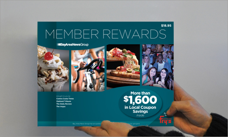 Coupon Book Cover Template