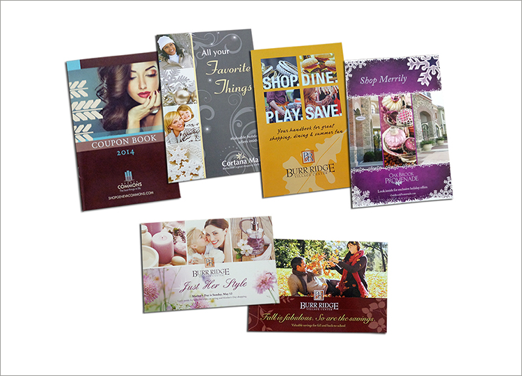 Coupon Payment Books Design