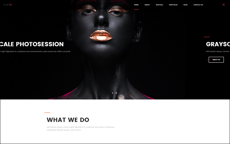 Austin - Premium Creative Agency Multipurpose Joomla Template