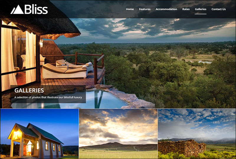 Bliss - Accommodation Portfolio