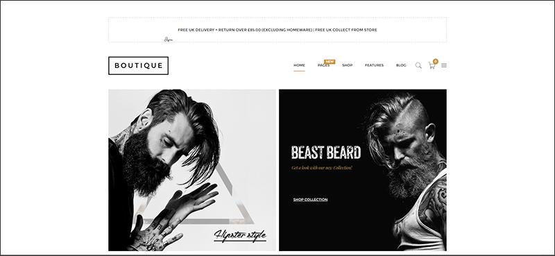 Boutique - Multipurpose Responsive Shopify Theme