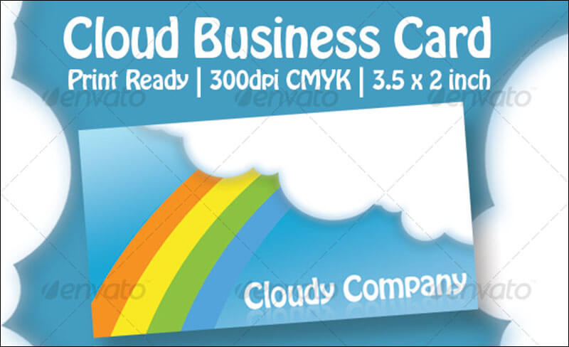 Cloud Business Card