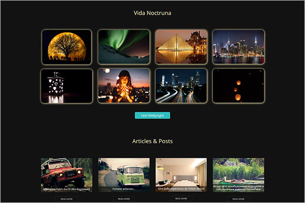Create Free Travel Agency Website