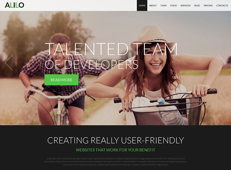 Creative Design Studio Joomla Template