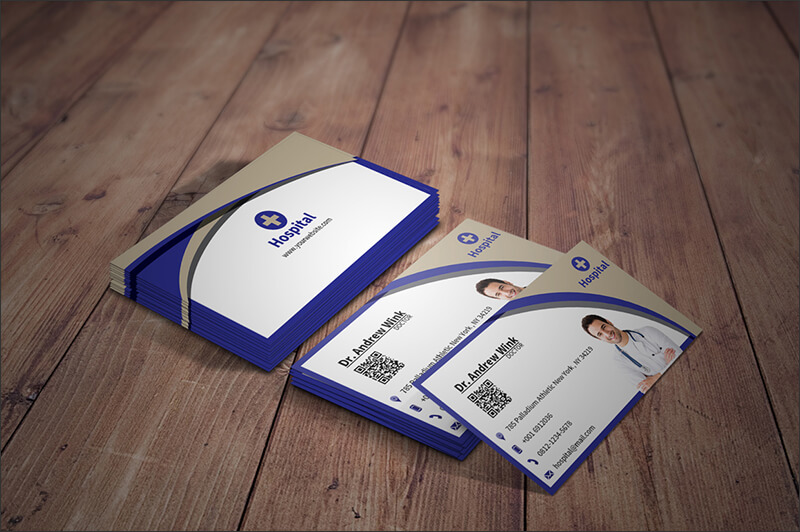 Doctor Business Card 2