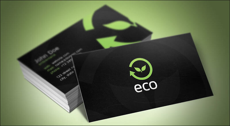 ECO Business Card 2