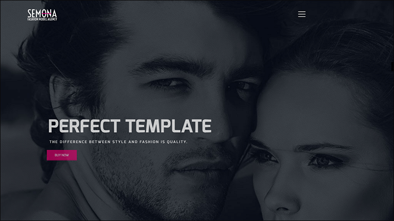 Fashion Creative Joomla Template