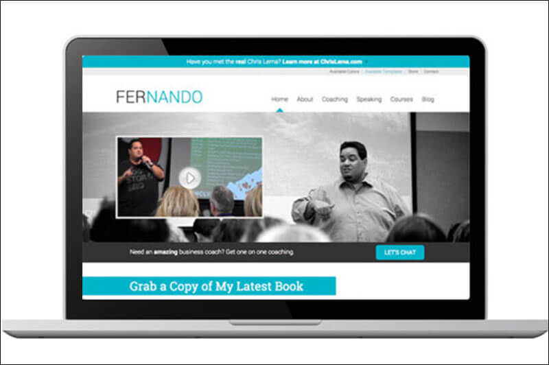 Fernando - Genesis Child Theme