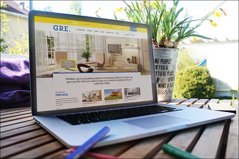 GRE - Responsive Real Estate