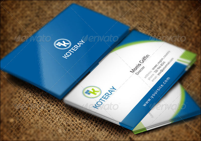 Koteray Business Card