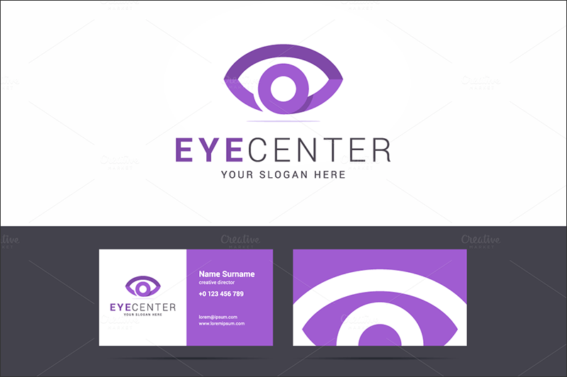 Logo and business card template