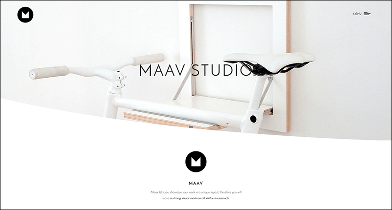 Maav – Creative WP Theme