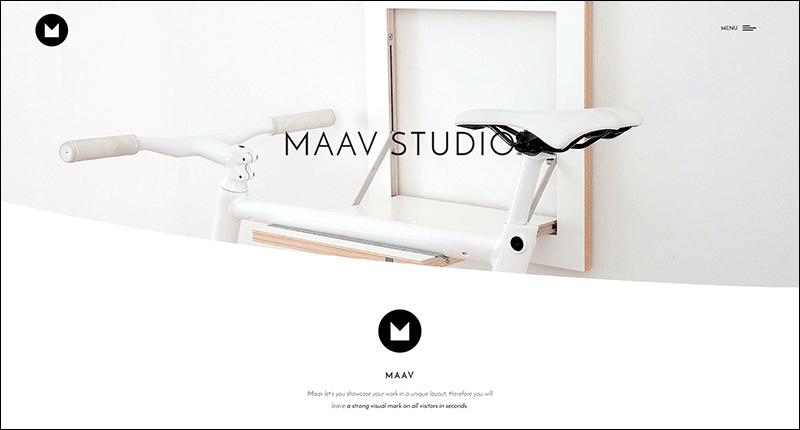 Maav – Creative WP Theme