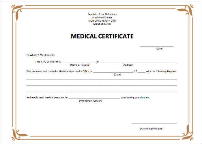 medical-certificate-templates-form