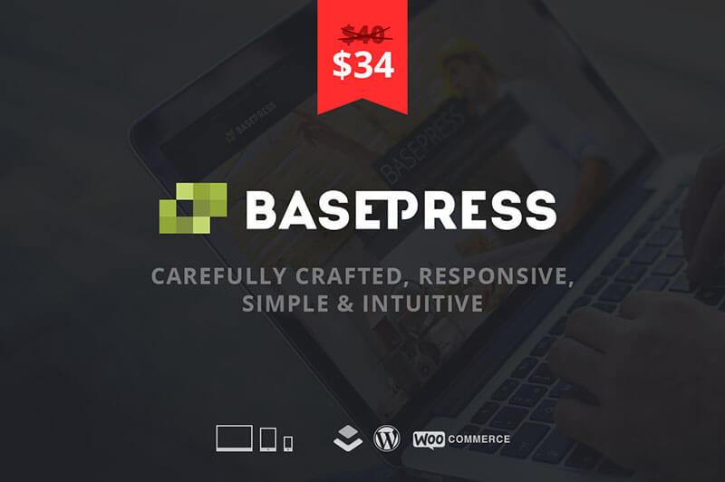 New Construction HTML WordPress Theme