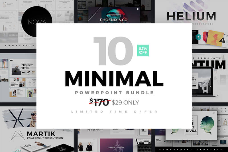 New PowerPoint Template Bundle