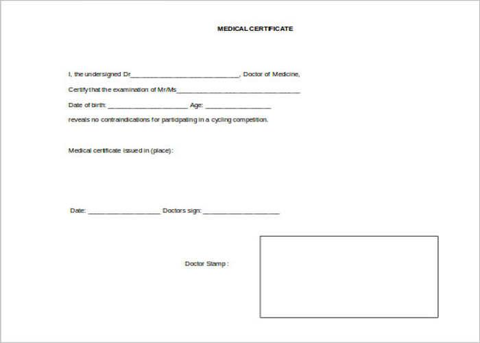premium-medical-certificate-templates