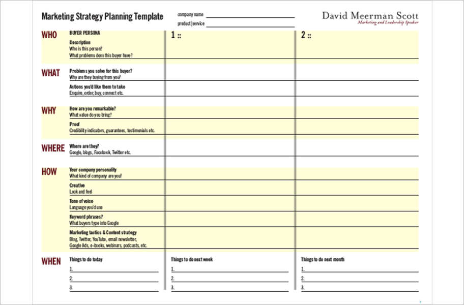 printable-marketing-strategy-templates