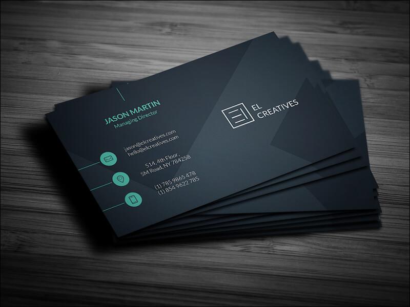 Soft Creative Business Card