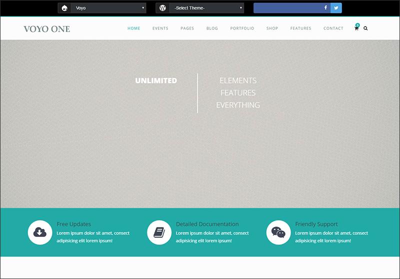 VOYO - Multi-Purpose eCommerce Drupal Theme