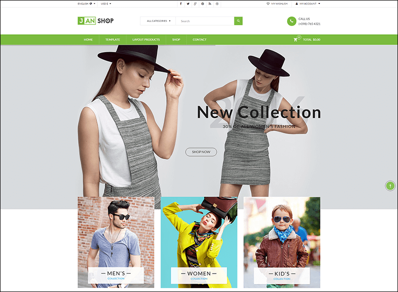 Vina JanShop - Responsive VirtueMart Template - Copy