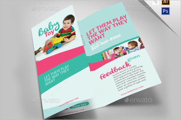 17 daycare brochure templates free design ideas for Child care brochure template free