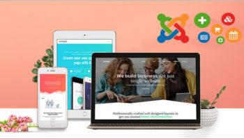 24+ Creative Joomla Templates & Themes