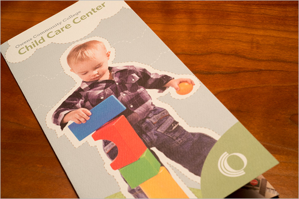 Free Daycare Brochure Template