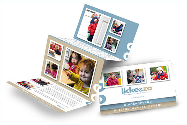 Printable Child Care Brochure Template