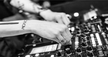 DJ HTML Website Templates