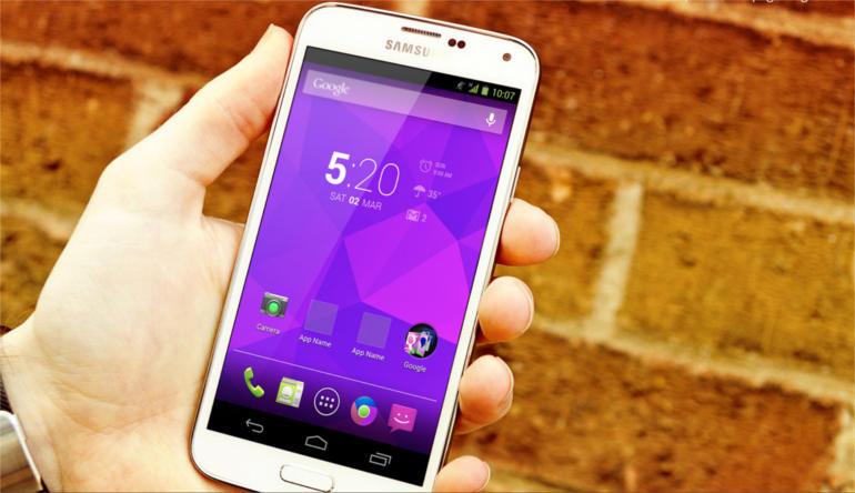 Samsung Mobile Mockups