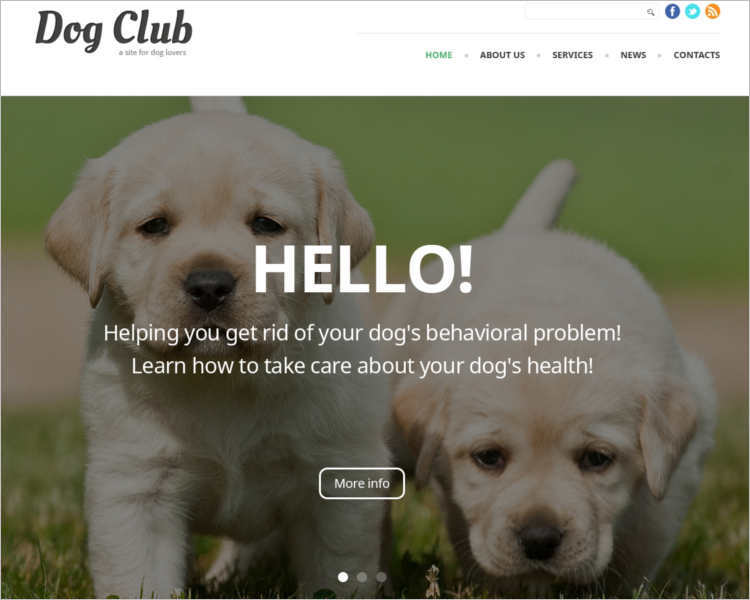 babies-training-joomla-template